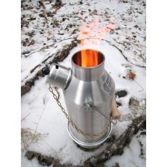 Bouilloires de camping Ghillie en aluminium