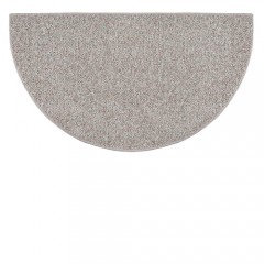 Goods of the Woods Sand Drift Firewood Half Round Berber Hearth Rug - 27 in. x 48 in.