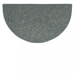 Goods of the Woods Summerwood Firewood Half Round Berber Hearth Rug - 27 in. x 48 in.