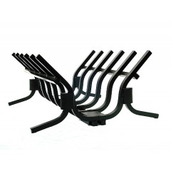 """S-6 See-Thru Fireplace Grate 26"""" Wide"""