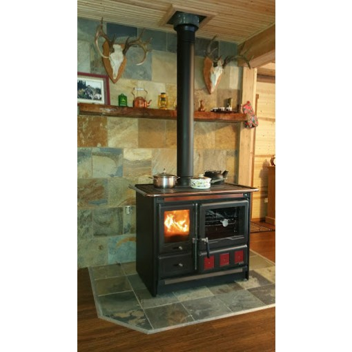 Rosa XXL Wood Cook Stove