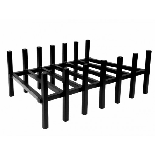 """26"""" Flippable Fireplace Grate"""