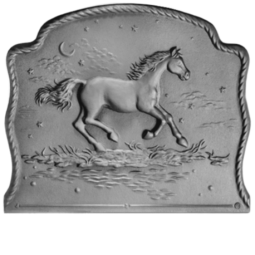 Night Horse Fireback