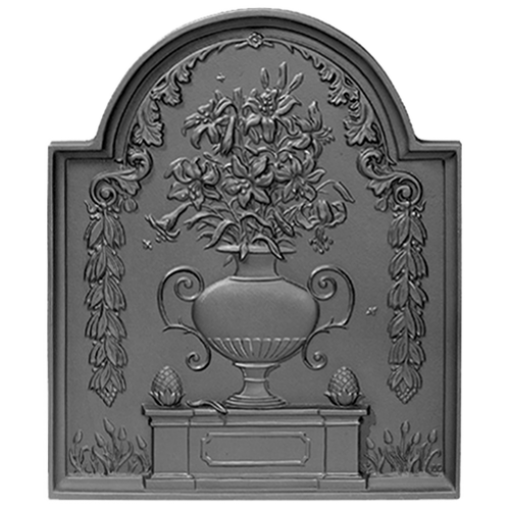 Urn Of Lilies Fireback