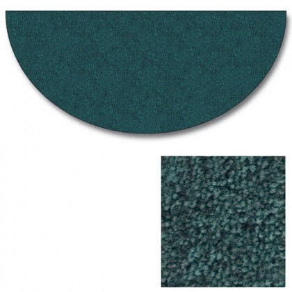 Polyester Half Round Rugs