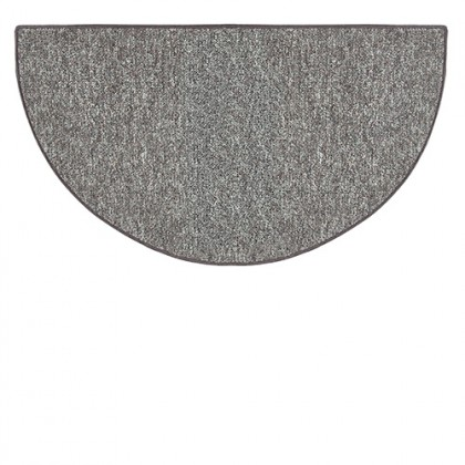 Goods of the Woods Blueridge Firewood Half Round Berber Hearth Rug - 27 in. x 48 in.