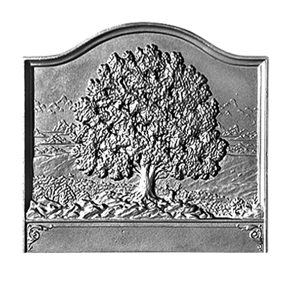 Large Oak Fireback
