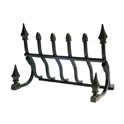 M-6 Gothic Fireplace Grate