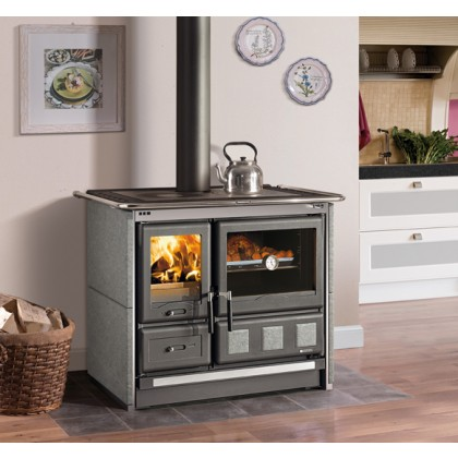 La Nordica Italy Wood Kitchen Stove