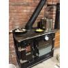 New Brunswick wood cook stove