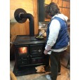 Quebec cook stove