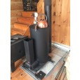 rocket wood stove