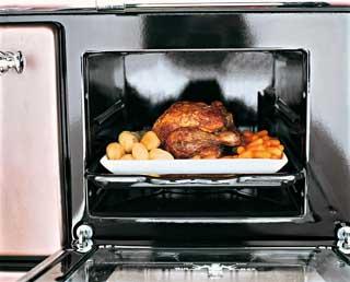 cook stove food