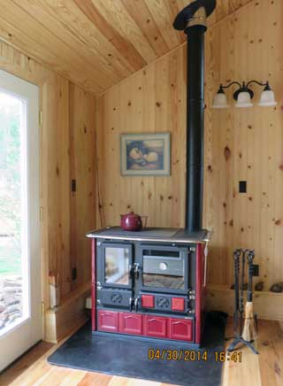 cook stove chimney