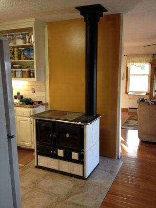 cook stove hearth pad