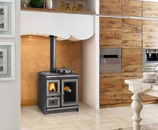 cook stove position
